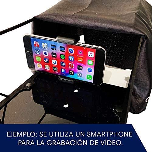 Teleprompter de Leeventi - Compatible con Todos los Dispositivos y ...