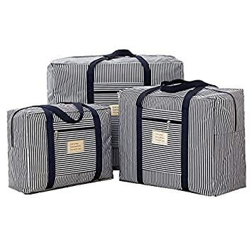f40ed9f6eb7e Amazon.com : Saasiiyo Packing Cubes Women Travel Bag Hand Luggage ...