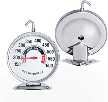 Defull Extra Large Dial Oven Thermometer