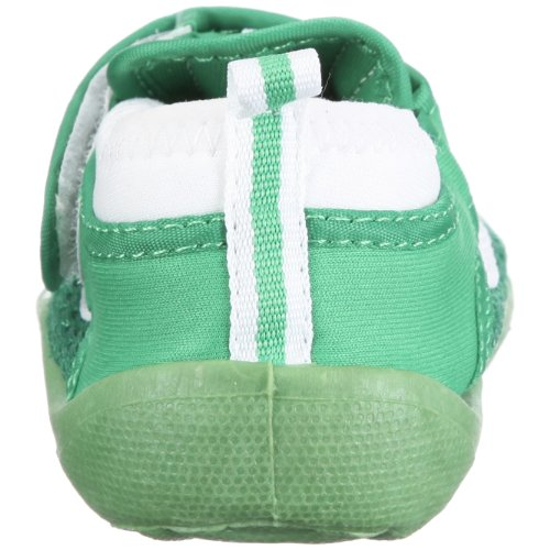 Play shoes Aqua-Schuh 174793, ltext - bambino/bagno-sandali, Verde (verde), 28/29