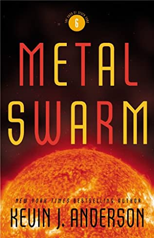 book cover of Metal Swarm