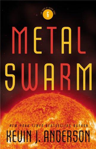 Metal Swarm  The Saga Of Seven Suns