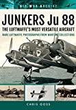 img - for JUNKERS Ju 88: The Early Years: Blitzkrieg to the Blitz (Air War Archive) book / textbook / text book
