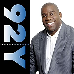 Magic Johnson with Stephen J. Adler Speech
