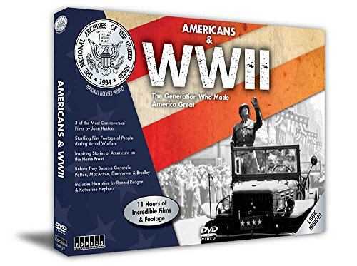 Americans & WWII by Topics Entertainment