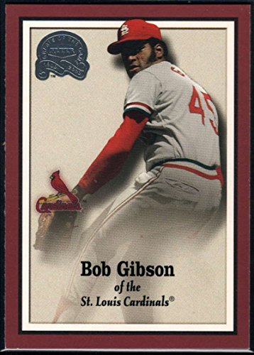 Baseball MLB 2000 Fleer Greats of the Game #68 Bob Gibson Cardinals from Greats of the Game