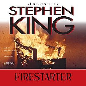 Stephen King - Firestarter Audiobook Free Online