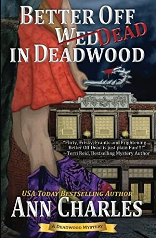 book cover of Better Off Dead in Deadwood