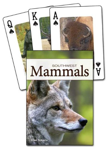 Read Online Mammals of the Southwest Playing Cards (Nature's Wild Cards) ebook