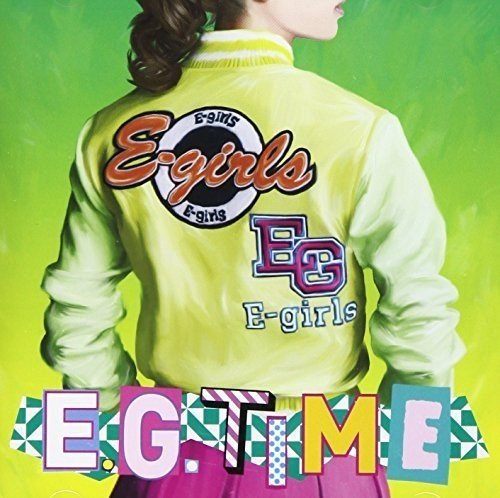 CD : E-Girls - E.G. Time (Hong Kong - Import, 2 Disc)