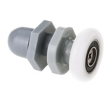Replacement Shower Door Roller Wheel Runner Diameter 25mm  sc 1 st  Amazon.com & Amazon.com: Replacement Shower Door Roller Wheel Runner Diameter ...