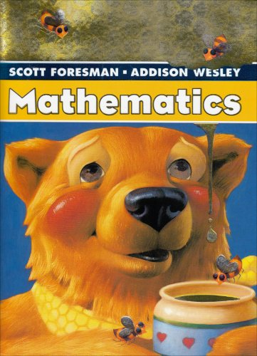SCOTT FORESMAN MATH 2004 PUPIL EDITION GRADE 2