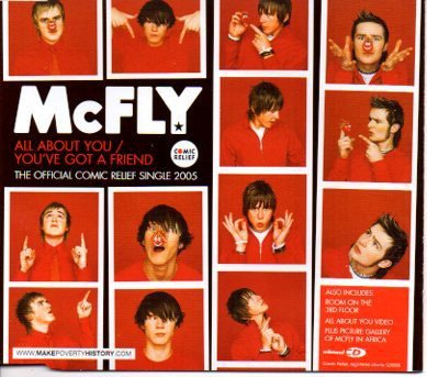 All About You Youve Got A Friend By Mcfly Amazoncouk