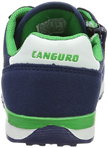 C57461h Zapatilla az Niños Canguro blu Baja Blu HSRq7qdFnW