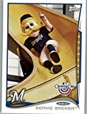 2014 Topps Opening Day Mascots #M4 Bernie Brewer - Milwaukee Brewers (Baseball Cards)