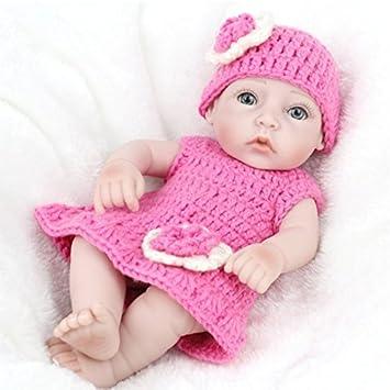 Kofun Hidrol, muñeca Reborn PlayTime Baby Dot para recién nacido ...