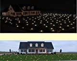 Lawn Lights Illuminated Outdoor Decoration, LED, Christmas, 36-10, Warm White by Lawn Lights