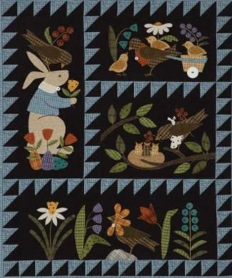 - Patchwork Plus VA Bertie's Spring Quilt Kit