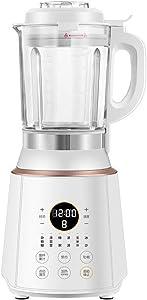 JXWWNZ Professional Countertop Blender for Milkshake, Fruit Vegetables Drinks, Ice, Portable Single Food Bullet Blenders Processor Shake Mixer Maker with Cup for Home Kitchen.(1.75L)