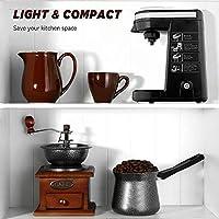 Amazon.com: Chulux - Cafetera de una sola vez, máquina ...