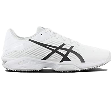 Asics Chaussures 3 Gel Solution Tennis Blanc Homme Rasen Grass Speed hsQdotBxCr
