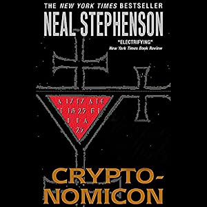 Cryptonomicon by Neal Stephenson Narrated