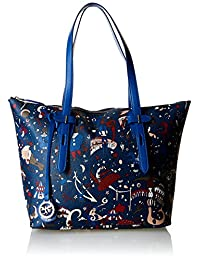 Piero Guidi shopping bag Tote Blue