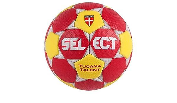 Select TUCANA Talent Special Edition Balonmano - Rojo/Blanco ...