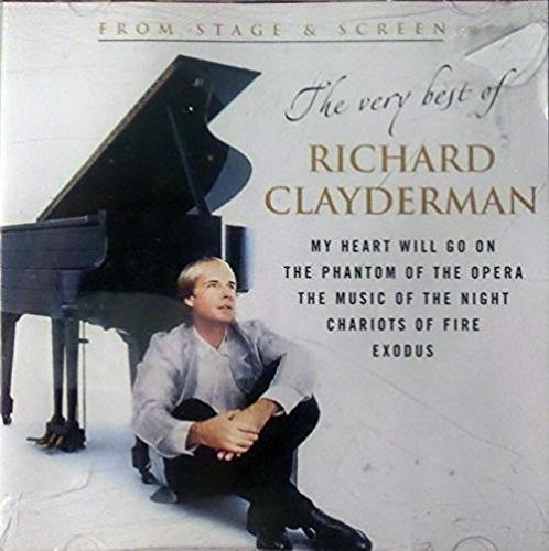 Richard Clayderman - The Very Best Of Richard Clayderman From Stage And Screen - Zortam Music