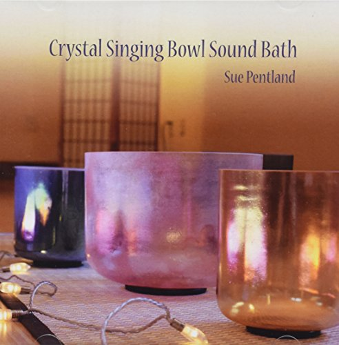 Crystal Singing Bowl Sound Bath (Singing Bowls Music)