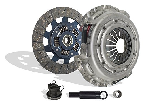 Clutch Kit Works With Dodge Dakota Ram 1500-3500 B 150-350 2500-3500 SXT TRX4 Sport 1994-2009 5.9L V8 GAS OHV Naturally Aspirated (Clutch Kit Works With 11