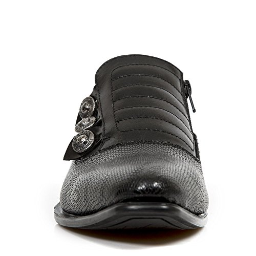 Mocassins New Rock Black S1 Nw152 Homme Fzpzqvw