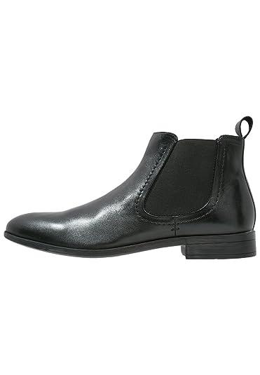 Botte Homme Tendance en cuir Matin noir taille41 PXvFmdvOV