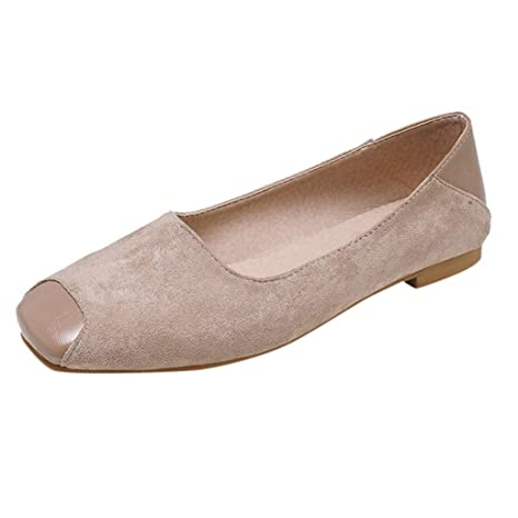 382a88f1fbf07 Amazon.com: Copercn Womens Ladies Plain Color Leisure Leather Square ...