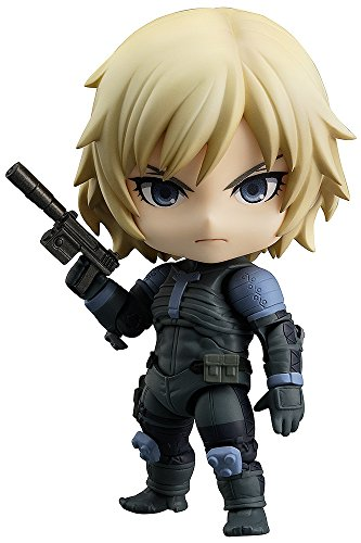 Good Smile Metal Gear Solid 2: Sons of Liberty Raiden Nendoroid Action Figure ()