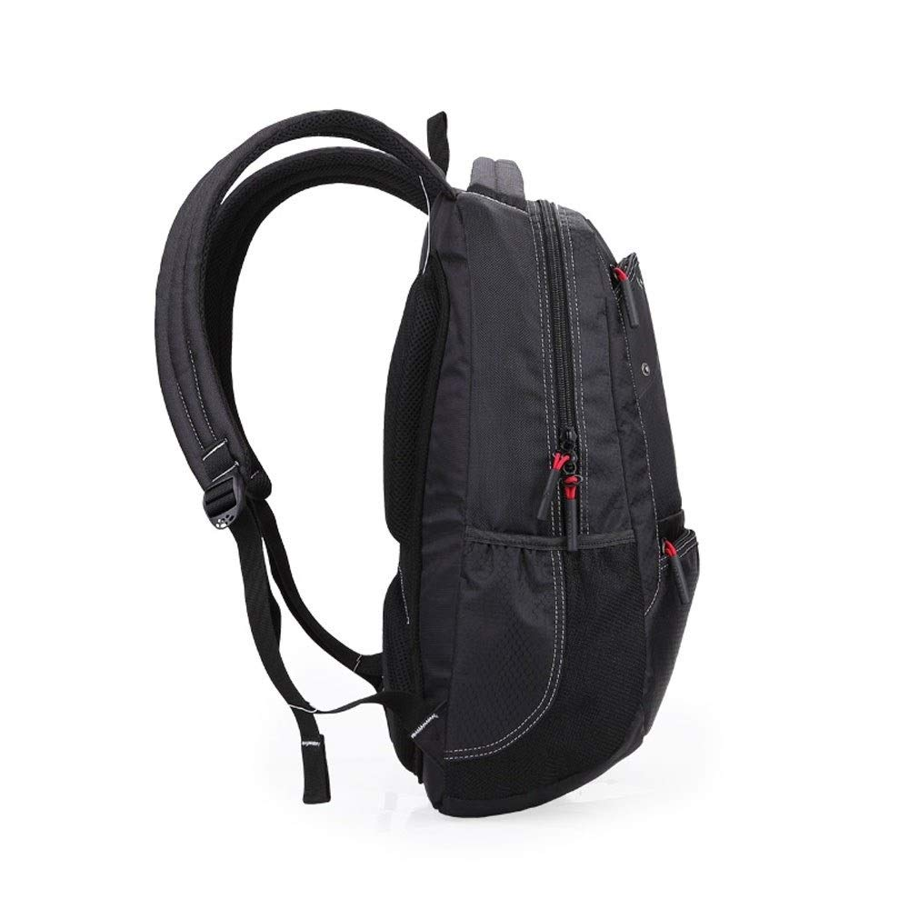 MYXMY Outdoor Sports and Leisure Bag Backpack Backpack Travel Female Computer Korean Version of The Shoulder Bag Trend Wild Men's Backpack by MYXMY (Image #5)