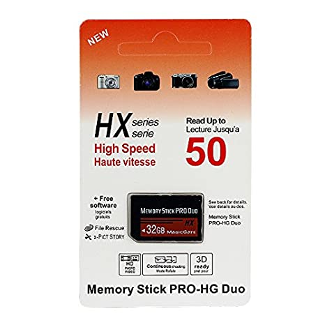 Original Memory stick Pro- Duo 32GB (MSHX) for Sony PSP Accessories/camera memory card