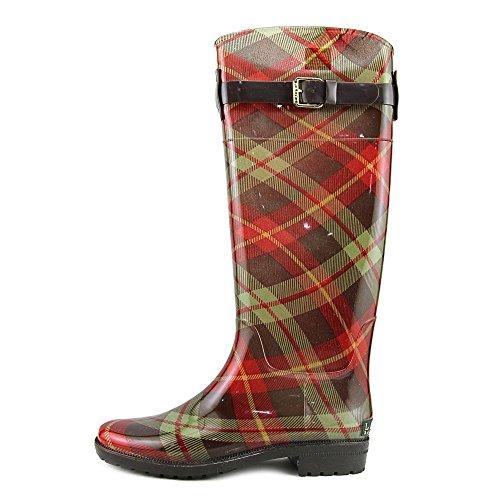 Lauren Ralph Lauren Womens Rossalyn Ii Rain Boot Brw / Sge Multi