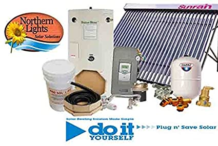 Amazon Com Northern Lights Group Swh 1 Solar Hot Water