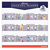Thoughtfully Gifts, Skinny Cocktail Mixers, 2.3
