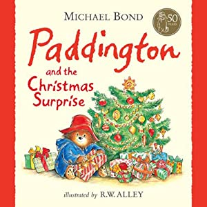Paddington and the Christmas Surprise Audiobook