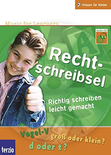 Rechtschreibsel. Music for Learners. Audio-CD.