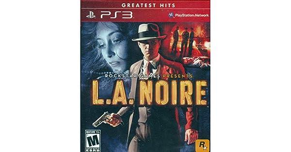 L. A. Noire - Essentials - PS3: Amazon.es: Videojuegos