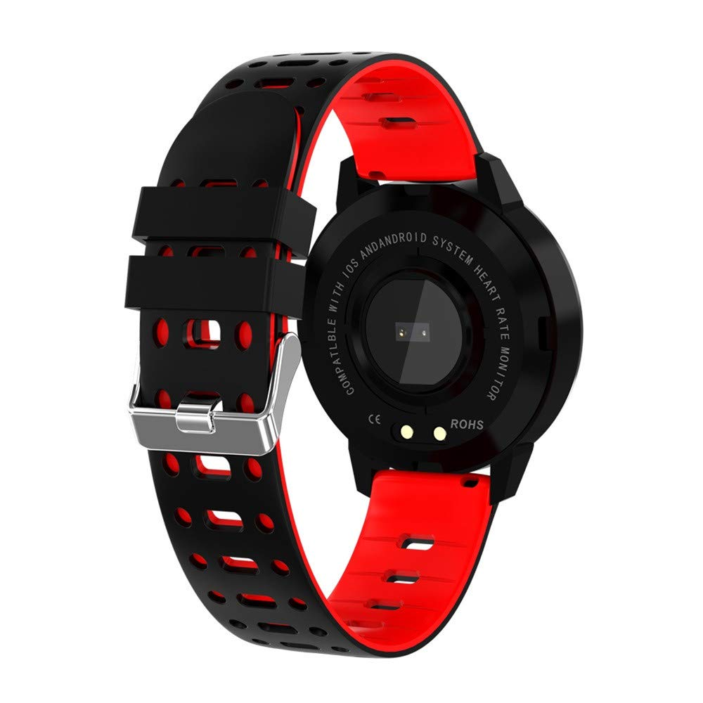 Amazon.com: Star_wuvi Smart Watch, Breathing Light ...