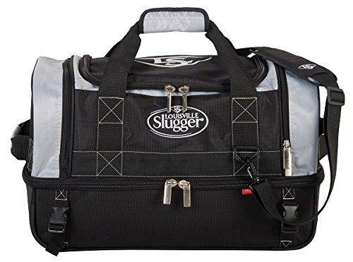 Louisville Slugger EB Clubhouse Collection Split Level Duffle, Black