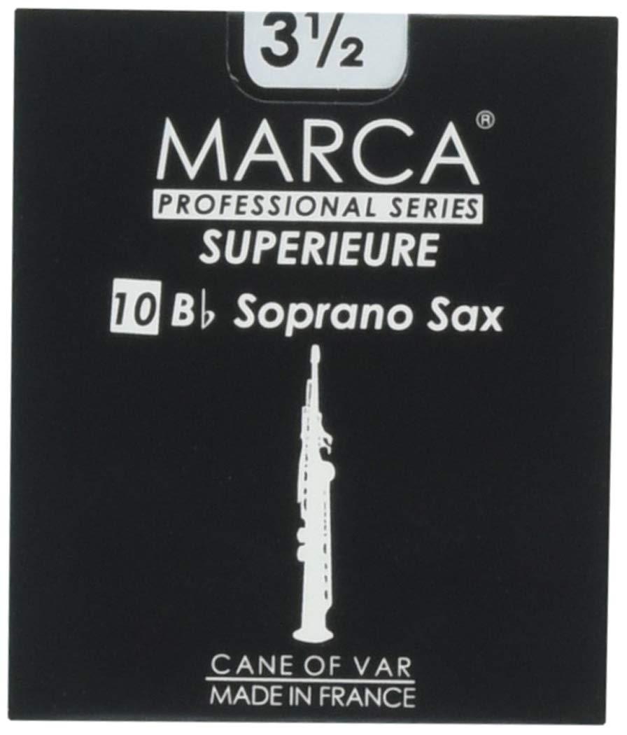 Marca Soprano Saxophone Reeds (SP335)