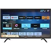 Hitachi 81.28 cm (32 inch) HD Ready Smart LED TV LD32HTS06H (Black) (2019 Model)