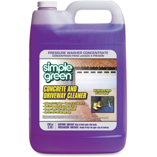 Top 10 Recommendation Simple Green Driveway Cleaner 2018