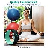UpCircleSeven Yoga Wheel - Strongest & Most