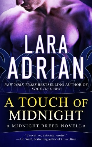 book cover of A Touch of Midnight